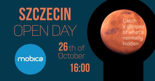 OPEN DAY in Mobica Szczecin
