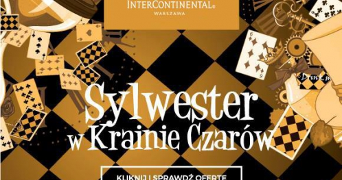 Sylwester w hotelu InterContinental