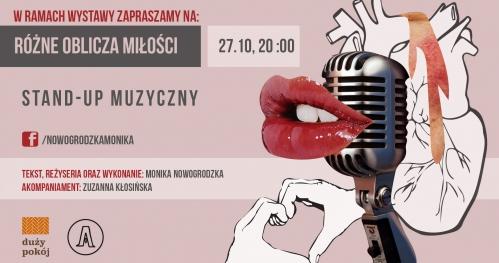 RÓŻNE OBLICZA MIŁOŚCI/Monika Nowogrodzka/Zawód Artystka