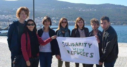 Wolontariat w Grecji - kilka słów o pomaganiu uchodźcom