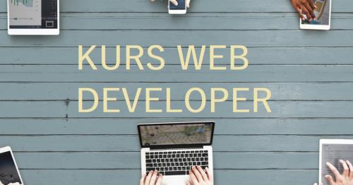 Kurs Web Developer - I stopień nauki programowania-warsztaty wieczorowe