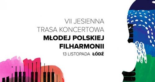 Koncert Młodej Polskiej Filharmonii w Łodzi