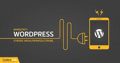 WordPress Lublin - stwórz swoją pierwszą stronę z Coders Lab!