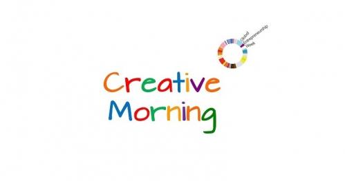 """Creative Morning - """"Biznes modowy od podszewki"""""""