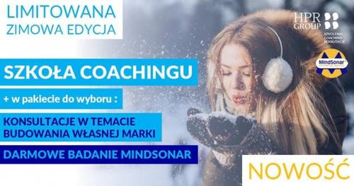 Szkoła Coachingu - Limitowana Edycja - Warszawa