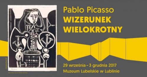 25.11.2017 - Pabla Picassa wizerunek wielokrotny. [Wycieczka autokarowa]