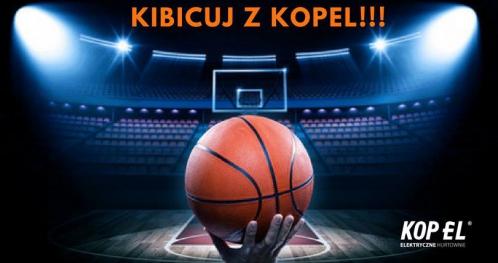 BILET GRATIS! Kibicuj z KOPEL - Przyjdź na mecze Energa Katarzynki Toruń