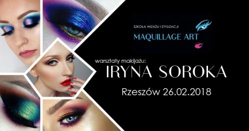 Iryna Soroka w Rzeszowie!