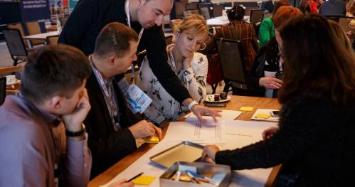 Warsztaty współpracy VI Forum Inicjowania Rozwoju