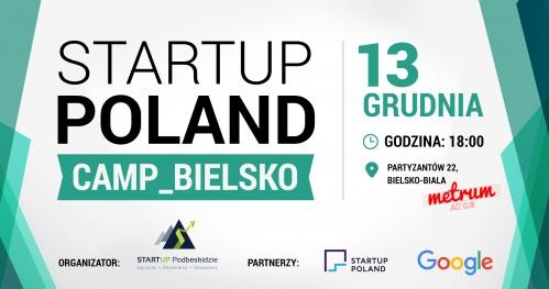 Startup Poland Camp_Bielsko