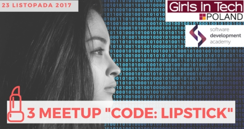 3rd MEETUP GIRLS IN TECH POLAND