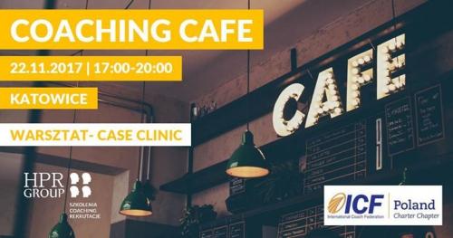 Coaching Cafe - warsztat Case Clinic - Katowice