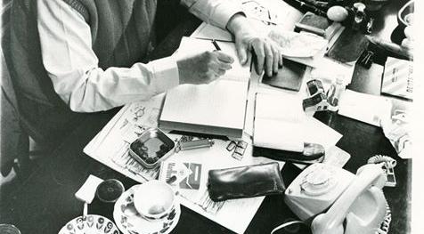 Heinrich Böll - życie i twórczość. Wystawa