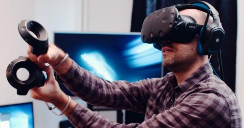 VR i AR na Aula Polska