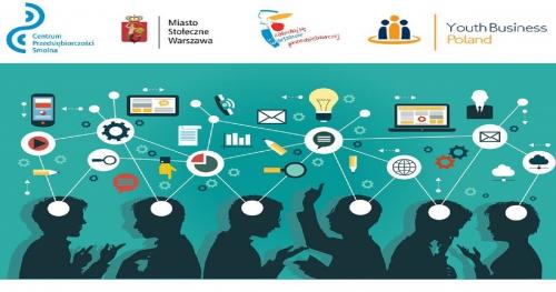 #Academy_Smolna warsztat Youth Business Poland