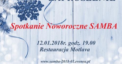 Spotkanie Noworoczne SAMBA