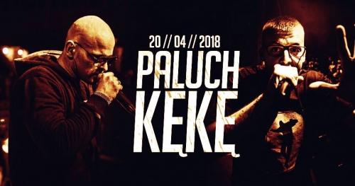 Paluch x KęKę // 20.04 // Remedium // Sosnowiec