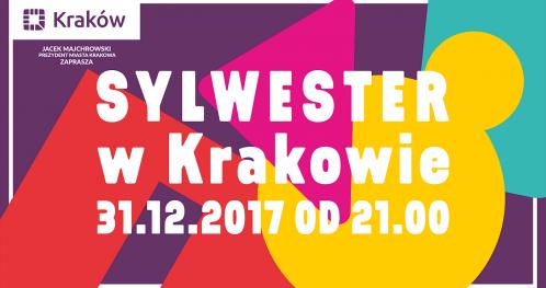 Sylwester w Krakowie 2017 - TAURON Arena Kraków