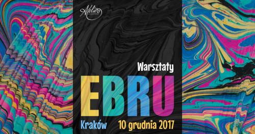 Warsztaty EBRU Kraków
