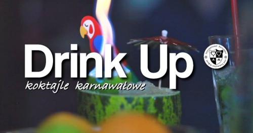 DRINK UP - warsztaty koktajlowe: Smaki karnawału - 18/01/2018
