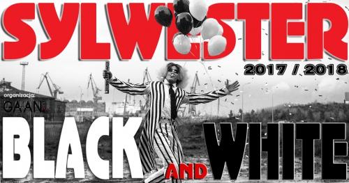 TANECZNY SYLWESTER W STYLU BLACK&WHITE