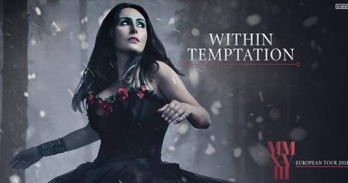 Within Temptation - Torwar, Warszawa