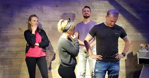 Niedzielny teatr improwizacji - pokaz premierowy
