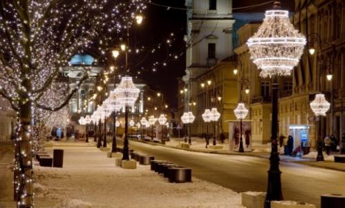 Romantyczny spacer po Krakowskim Przedmieściu - czwartek 14 grudnia 2017