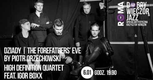 Dziady   The Forefathers' Eve by Piotr Orzechowski