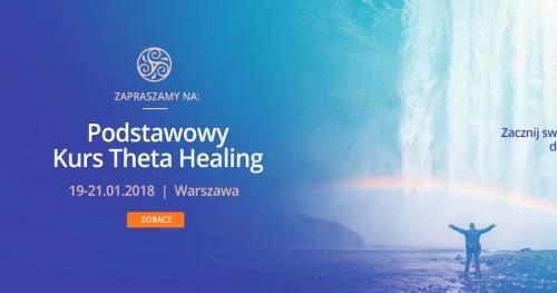 Kurs Podstawowy Theta Healing z Anitą Putkiewicz - Theta Healing Master & Science Teacher
