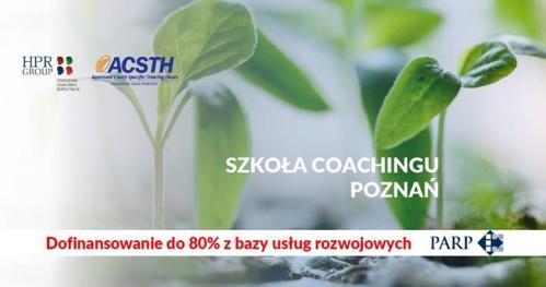Szkoła Coachingu HPR Group Poznań