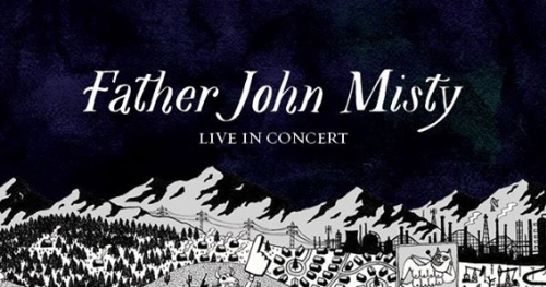 Father John Misty Live in Warsaw, Poland at Palladium