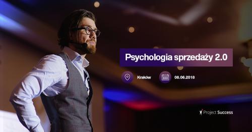 Psychologia sprzedaży 2.0 - Dr Mateusz Grzesiak