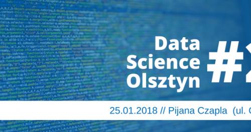 Data Science Olsztyn #2