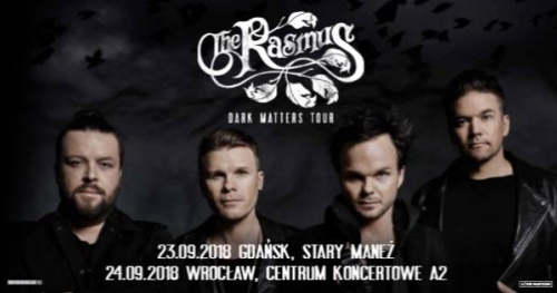 The Rasmus Official Event, CK A2, 24.09.2018