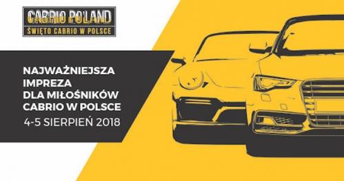III Międzynarodowy Zlot CABRIO POLAND 2018