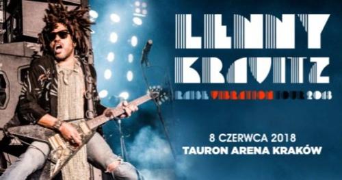 Lenny Kravitz Official Event, Tauron Arena Kraków, 08.06.2018