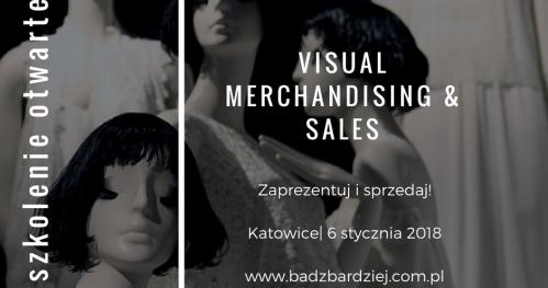 Visual merchandising & sales