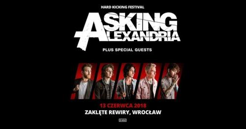 Hard Kicking Fest vol 2: 13.06.2018 Wrocław, Zaklęte Rewiry