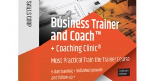 VII edycja !! TRENER I COACH BIZNESU + Coaching Clinic - kurs trenera biznesu, kurs trenerski