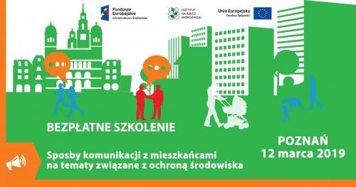 Sposoby komunikacji z mieszkańcami na tematy związane z ochroną środowiska EKO-LOKATOR