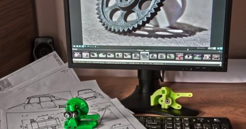 Wytwarzanie przyrostowe (druk 3D) - szkolenie podstawowe
