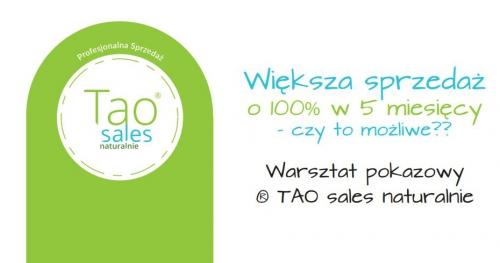 Warsztat Pokazowy ®TAO sales - Piła