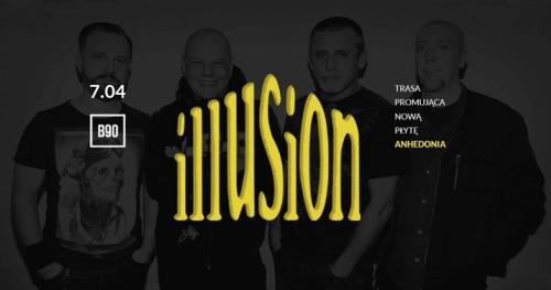 Illusion - trasa 'Anhedonia' / 07.04 / Gdańsk B90