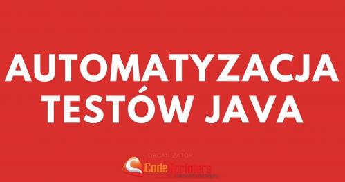 Warsztaty Automatyzacja testów Java
