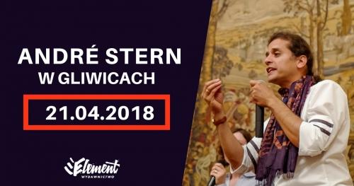 André Stern w Gliwicach