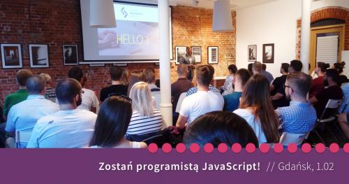 Zostań programistą JavaScript! Spotkanie informacyjne St@rt IT