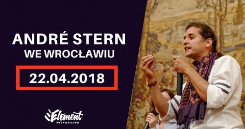 André Stern we Wrocławiu