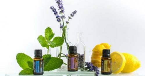 Lekcja o olejkach eterycznych