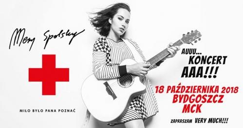 Mery Spolsky | koncert w Bydgoszczy